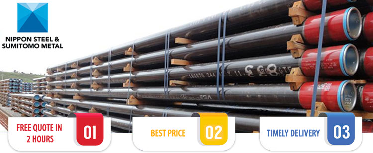 Nippon Steel Pipe Stocking Distributors | Stockist of
