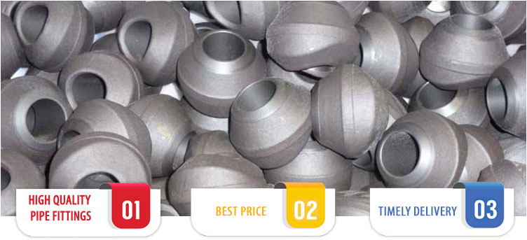Carbon Steel Olets Suppliers Exporters Stockist Dealers in India
