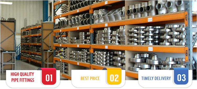 Stainless Steel Buttweld Fittings Suppliers Exporters Stockist Dealers in India