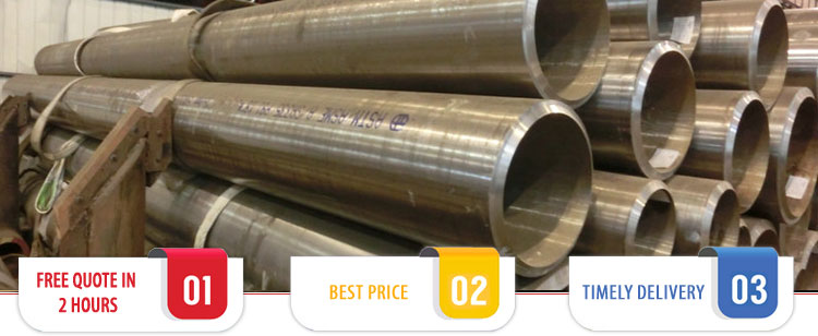 Alloy Steel a335 P11 Chrome Moly Alloy pipe Suppliers Exporters Stockist Dealers in India