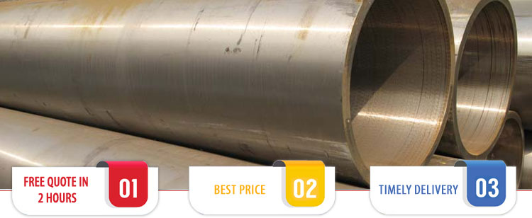Alloy Steel a335 P92 Chrome Moly Alloy pipe Suppliers Exporters Stockist Dealers in India