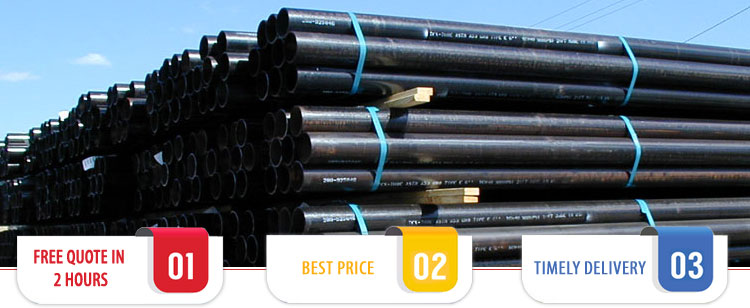API 5L Line Pipe Manufacturers & Suppliers in India