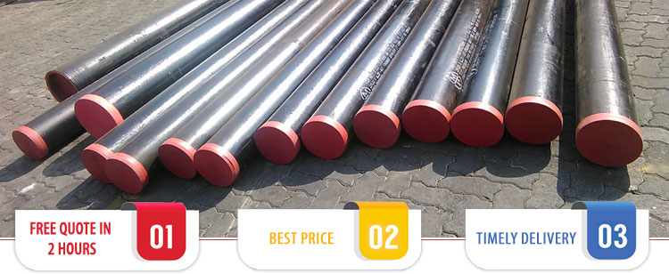 CS Astm A106 Grade B C Pipe Tube Suppliers Exporters Stockist Dealers in India