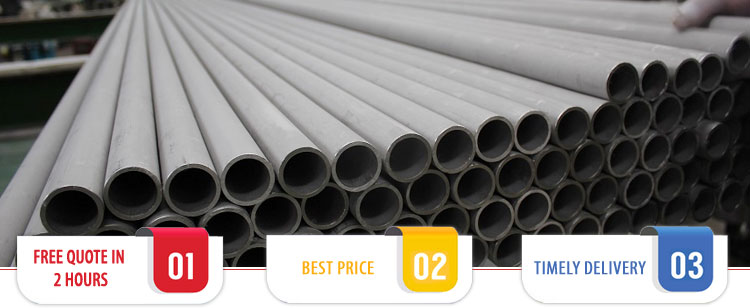 ASTM A269 Seamless Stainless Steel Tube Suppliers Exporters Stockist Dealers in India