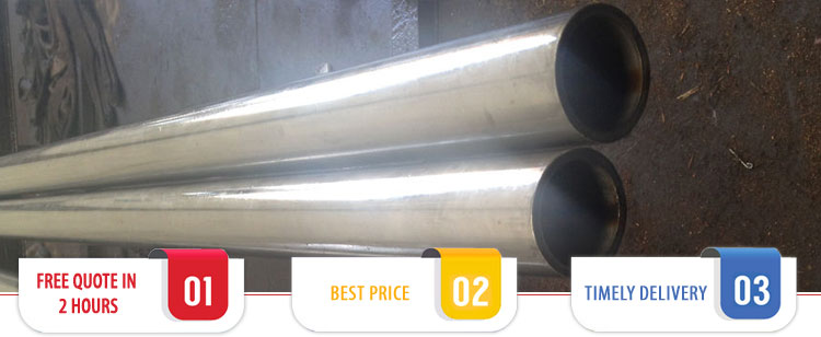 SS ASTM A312 A358 A778 Asme b36.19M Stainless Steel Pipe Tubes Suppliers Exporters Stockist Dealers in India