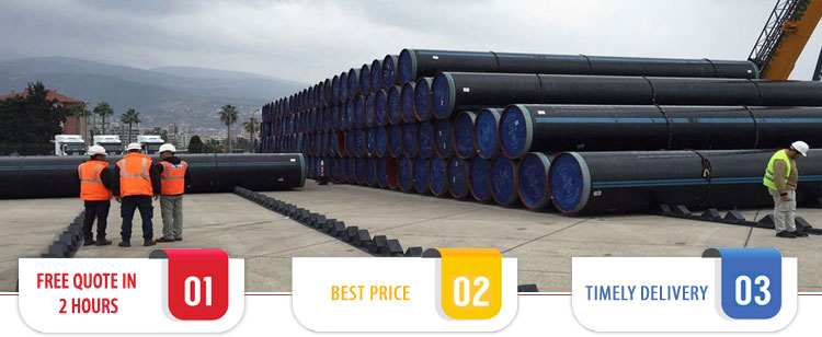 ASTM A672 Carbon Steel Welded Pipe / Tubes Suppliers Exporters Stockist Dealers in India
