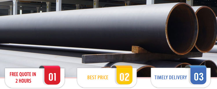 Carbon Steel Lsaw Pipe Manufacturers & Suppliers in India