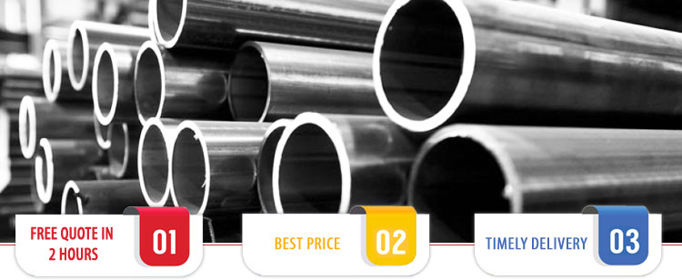Nickel 201 Seamless Pipe Suppliers Exporters Stockist Dealers in India