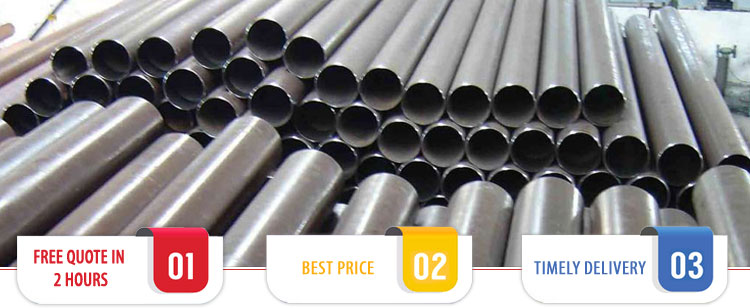SS 316 Stainless Steel Welded Pipe Suppliers Exporters Stockist Dealers in India