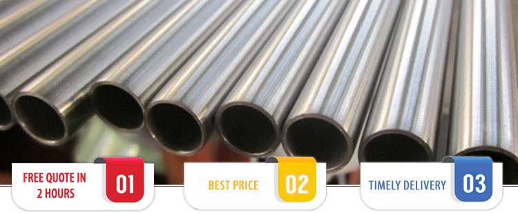 SS Pipe, Stainless Steel Pipes/Tubes supplier in India