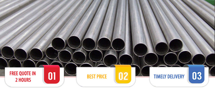 Stainless Steel ERW Pipe Suppliers Exporters Stockist Dealers in India